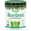 Macro Life Naturals Macro Greens Nutrient-Rich Super Food Supplement