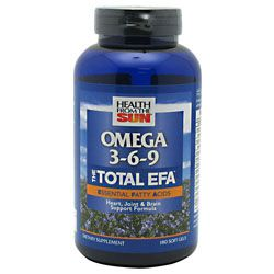 Health From The Sun Omega 3-6-9 The Total EFA