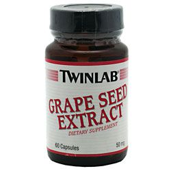 TwinLab Grape Seed Extract