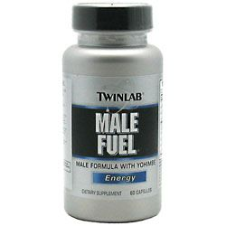TwinLab Energy Male Fuel