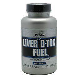 TwinLab Detoxifier Liver D-Tox Fuel