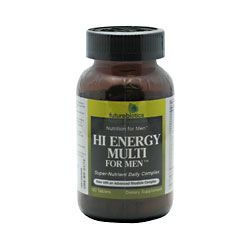 Futurebiotics Hi Energy Multi For Men