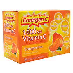 Emergen-C Health and Energy Booster