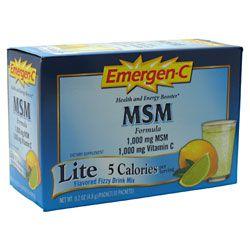 Emergen-C MSM
