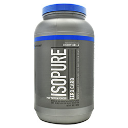 Nature's Best Perfect Zero Carb Isopure