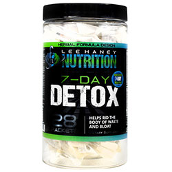 Lee Haney's Nutritional Support System Cleansing Detox
