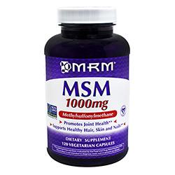 MRM MSM 1000 mg
