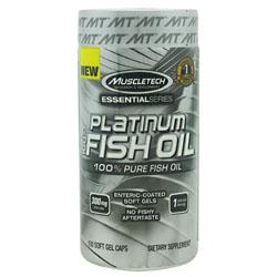 100% Platinum Fish Oil