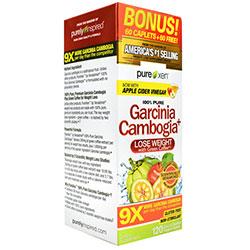 100% Pure Garcinia + Cambogia