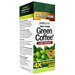 100% Pure Green Coffee+