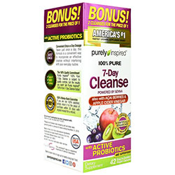 100% Pure 7 Day Cleanse