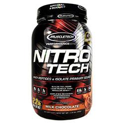 NITRO-TECH PERF CHOCOLATE 2LB