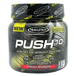 MuscleTech Push10