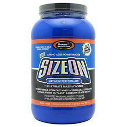 Gaspari Nutrition Maximum Performance SizeOn