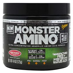 MONSTER AMINO BCAA FP 10/SRV