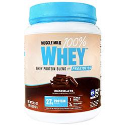 100% Whey with Probiotics