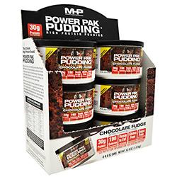 MHP Power Pak Pudding 6-8.8 oz Cans [52.8 oz (1500g)]