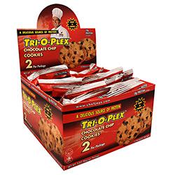 Chef Jay's Tri-O-Plex Cookies