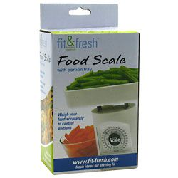 Fit & Fresh Food Scale