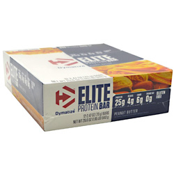 Dymatize Elite Protein Bar 12 Bars