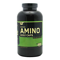 Optimum Nutrition Superior Amino 2222 Caps
