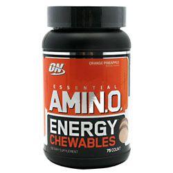 AMINO ENERGY CHEW ORG/PNAPL25/