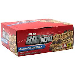 MET-Rx Big 100 Meal Replacement Bar
