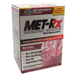 MET-Rx Meal Replacement Protein Powder
