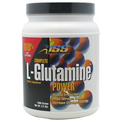 ISS Complete L-Glutamine Power