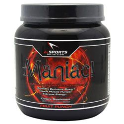 AI Sports Nutrition White Label Maniac!