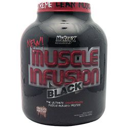 Nutrex Muscle Infusion Black