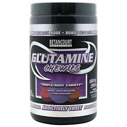 Betancourt Nutrition Glutamine Chewies
