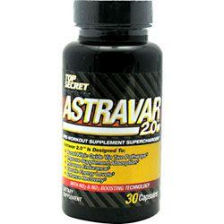 Top Secret Nutrition Astravar 2.0