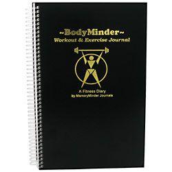 Memory Minder Journals BodyMinder