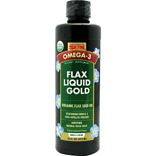 Health From The Sun Liquid Gold Flax Oil