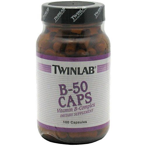 TwinLab B-50 Caps
