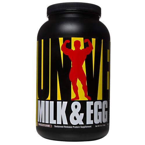 Universal Nutrition Milk & Egg