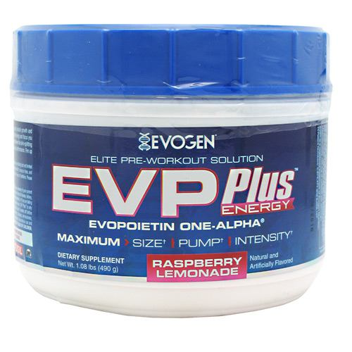 Evogen EVP Plus - Raspberry Lemonade