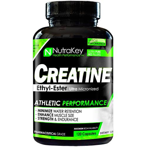 Nutrakey Creatine Ethyl Ester
