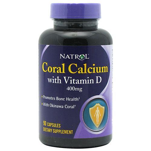 Natrol Coral Calcium