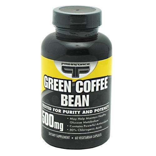 Primaforce Green Coffee Bean