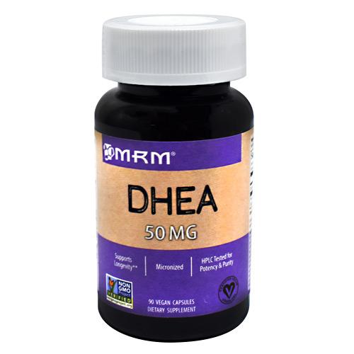 MRM Micronized DHEA 50mg