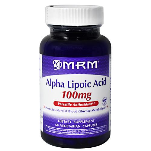 MRM Alpha Lipoic Acid