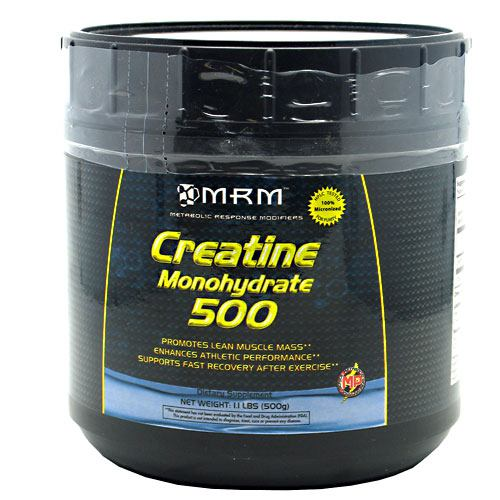 MRM Creatine Monohydrate 500