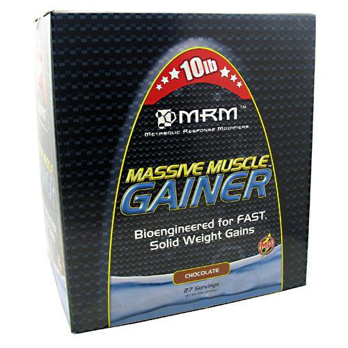 MRM Massive Muscle Gainer