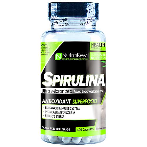 Nutrakey Spirulina