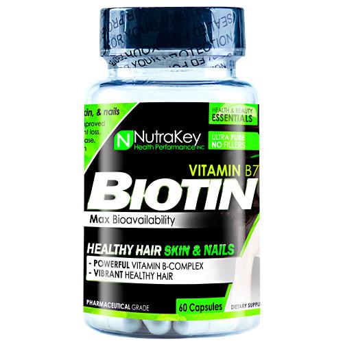 Nutrakey Biotin