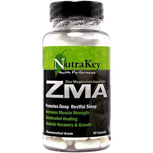 Nutrakey ZMA