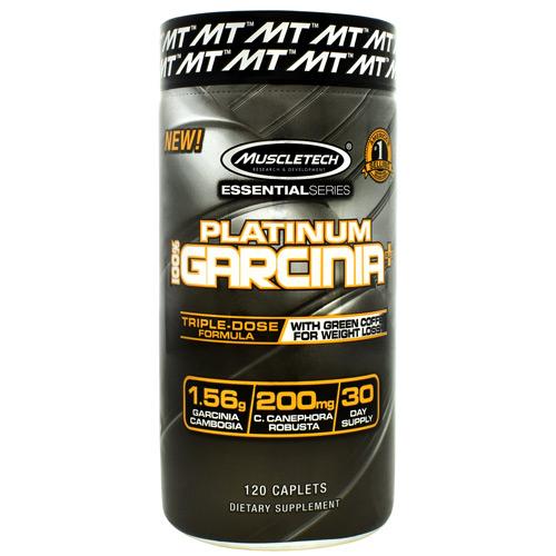 MuscleTech Essential Series Platinum Garcinia Plus