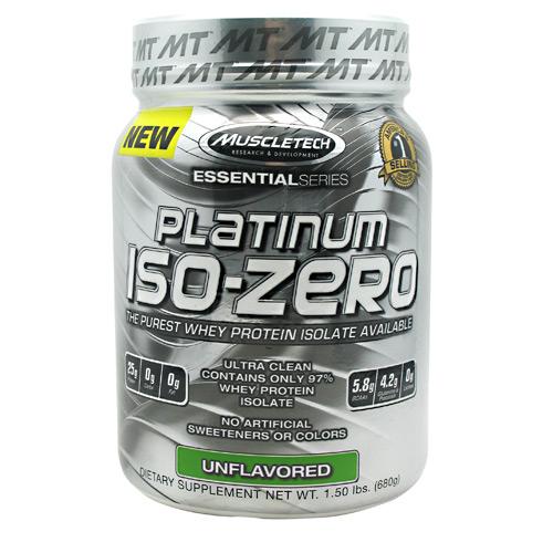 Muscletech Platinum Iso-Zero